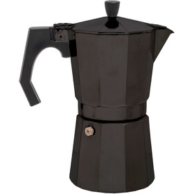 Basic Nature Bellanapoli Cafetière à espresso 9 tasses, black
